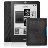 Kobo Touch, Черен + Калъф Premium
