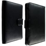 Калъф за Kindle 4/5, Kindle Glare 2014 и Kobo Touch с магнитно закопчаване - черен