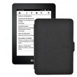 Kindle Voyage Wi-Fi, 300 ppi, Черен + Калъф Smart